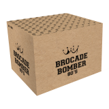 Brocade Bomber