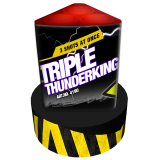 Triple Thunderking 1+1 GRATIS
