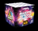 Majestic Joyfull Beautiful (MJB Cake)